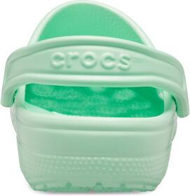 Crocs Classic Sandaler, neo mint